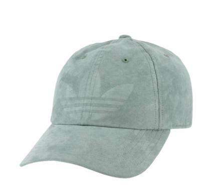 1. Debossed Cap